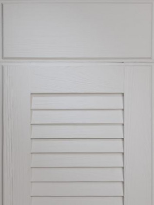 Louver Soft White