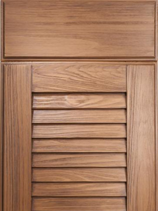 Louver Walnut